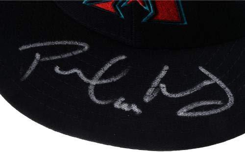 Paul Goldschmidt Arizona Diamondbacks Autographed New Era Cap Fanatics Authentic Certified Autographed Hats