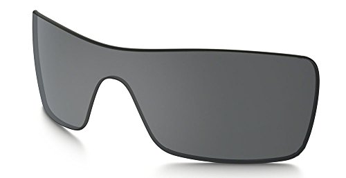 Oakley Batwolf 43-351 Iridium Replacement Lens Kit,Multi Frame/Black Lens,One - Oakley Frames Batwolf