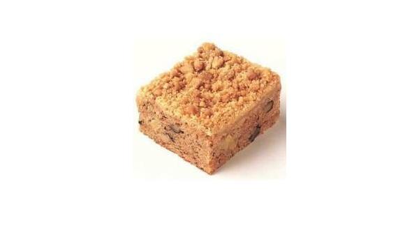 Chef Pierre Apple Streusel Coffee Cake 12 X 16 Inch 3 Per Case Amazon Com Grocery Gourmet Food
