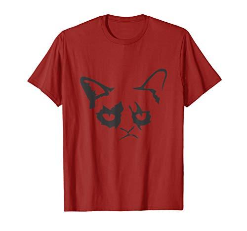 Christmas Cat - Halloween Grumpy Funny Loving Cat T-shirts