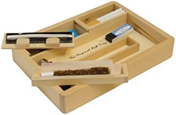 Bandeja madera Wolf Productions para accesorios y tabaco de liar ...