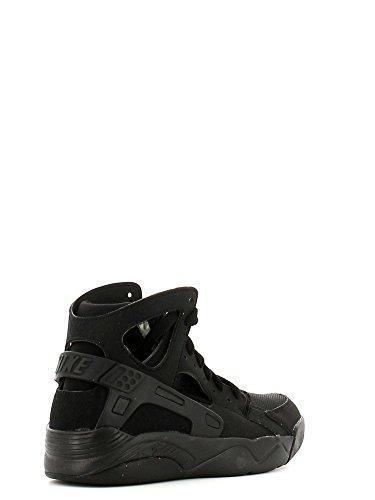 Nike Flight Huarache (gs) Scarpe Da Ginnastica Alte 705281 Scarpe Da Ginnastica Nere Nero Nero 009