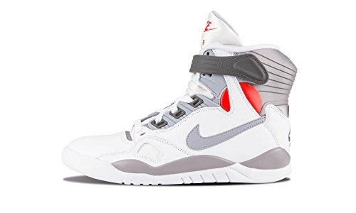 Bianco Nike Cement Sportive Uomo Grey Pressure Air Scarpe White Blanco w4BwXq