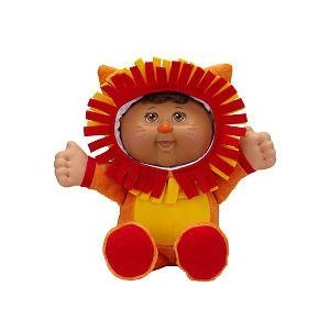 Cabbage Patch Kids Cuties Plush Doll - Orange Lion for sale  Delivered anywhere in USA