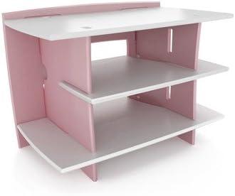 Legare Furniture Princess Kids 33″ Gaming Center or Tv Stand Pink