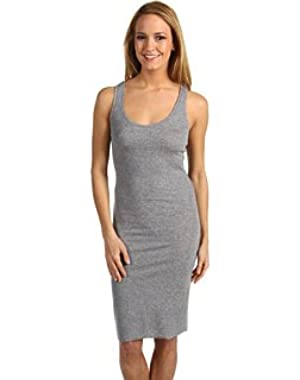 BCBGMAXAZRIA Women's Hazel Rib Tank Dress