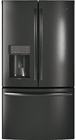 GE Profile PFE28KBLTS 36 French Door Refrigerator With 27.8 Cu. Ft. Total  Capacity In