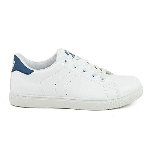 Xti, Sneaker Homme Bleu Marine