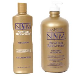Nisim Shampoo, For Normal To Oily Hair