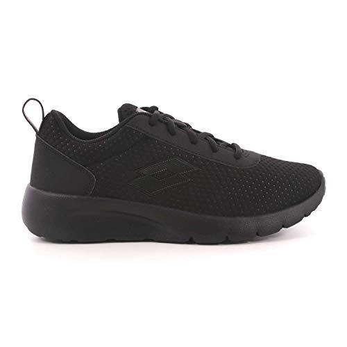 Noir T6312 Sneaker Lotto Femme Femme Sneaker Noir Lotto T6312 5XwwZqngU