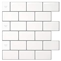 10-Sheet Peel and Stick Tile for Kitchen...