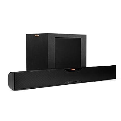 Klipsch R-10B Bluetooth Soundbar (Satin Black)
