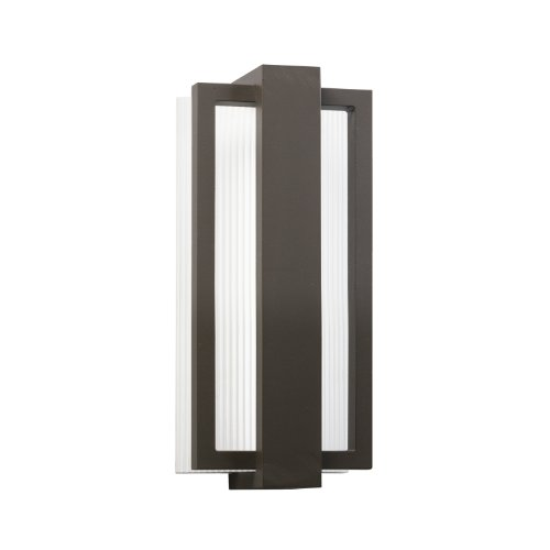 Kichler 49492AZ LED Outdoor Wall Mount (Portico Tables Collection)