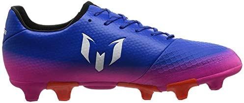 メッシシリーズ ハードグラウンド用 サッカースパイク 27.5cm MESSI メッシ 16.2 国内正規品 S82204 ブルー