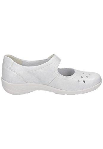 Semler Semler Slipper Flats Damen Women's Beige Loafer BBr71F