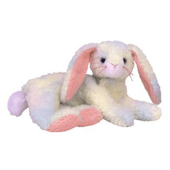Image Unavailable. Image not available for. Color  TY Beanie Baby -  COTTONBALL the Bunny 89481f37e2fb