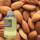 Sweet Almond Oil 8 Oz Bottle.