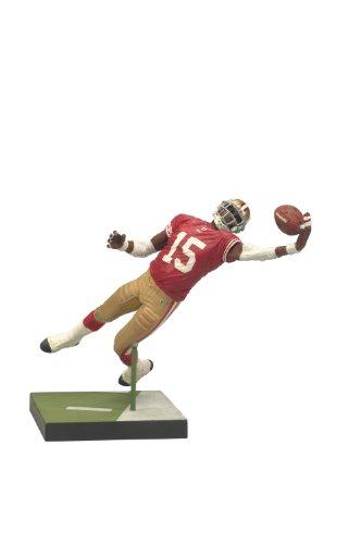 Michael Crabtree Football - McFarlane Toys NFL Series 23 - Michael Crabtree Action Figure