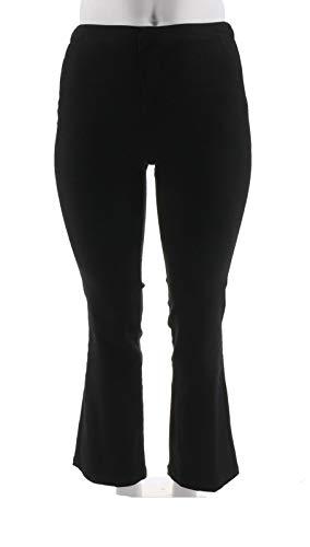 Liz Claiborne NY Hepburn Bootcut Black 8# A267336 from Liz Claiborne New York
