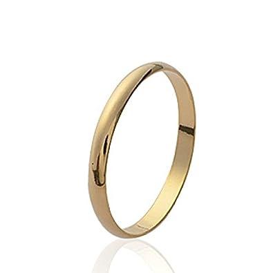 CENTMILLE Bague Alliance Mariage Fine Homme - plaqué Or 18 Jaune carats 12433058-70921