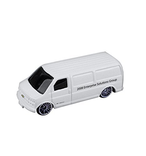 go Van - White - Promotional Product - Your Logo Imprinted (Case Pack of 144) (Promotional Van)