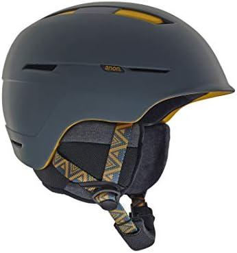 Anon Men s Invert Vented Ski Snowboard Helmet Available in Asian Fit