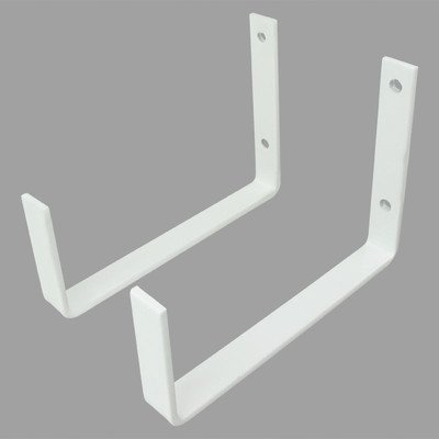 Sports Utility Hook Color: White