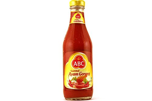ABC Fried Chicken Chili Sauce, 11.5 Ounce (Sauce Chili Sweet Abc)
