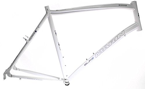 "20.5"" MARIN LUCAS VALLEY ALP Road Commuter Bike Frame Alloy White 700c NOS NEW"