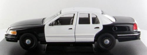 (Welly Collection 1:24 Acrylic Case 1999 Ford Crown Victoria Diecast Model Car)