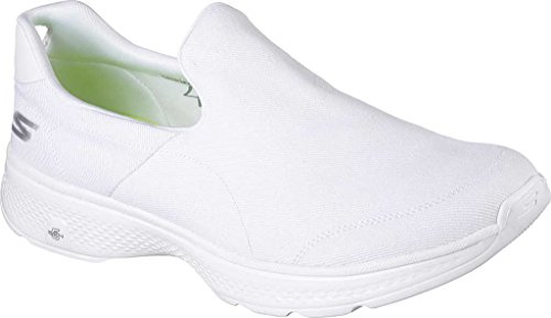 Go Walk Parent Herren Weiß Skechers Sneakers 4 a0Bnp5x5Rq