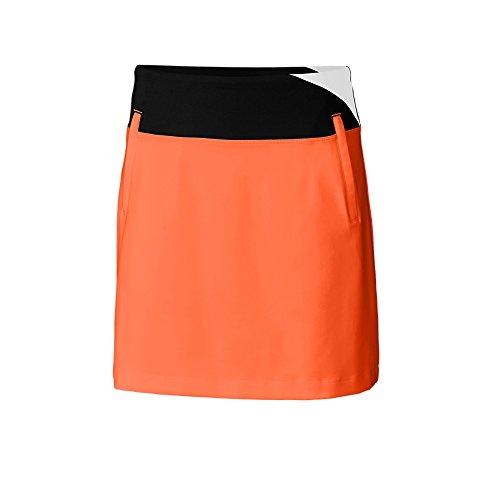 - Cutter & Buck LAB07021 Women's Annika Marcail Knit Skort, Juice - M