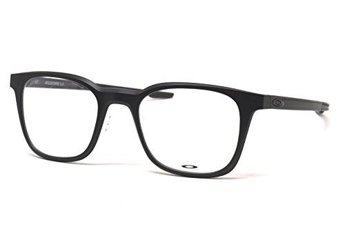 Oakley - MILESTONE 3.0 OX 8093, Géométriques, propionate, homme, SATIN BLACK(8093-01), 49/19/141