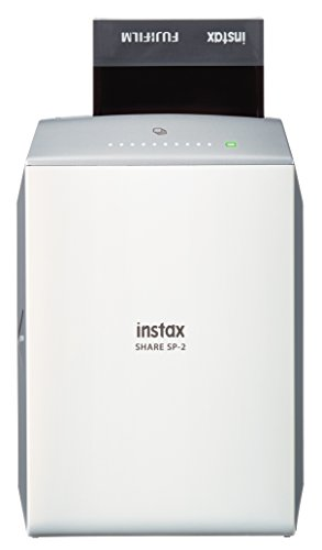 Fujifilm Instax Share Smartphone Printer SP2 Silver