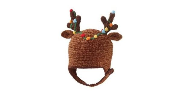 Amazon.com   San Diego Hat Reindeer Antlers Christmas Hat Baby 6-12 Months    Other Products   Everything Else 8c554ef6ce09