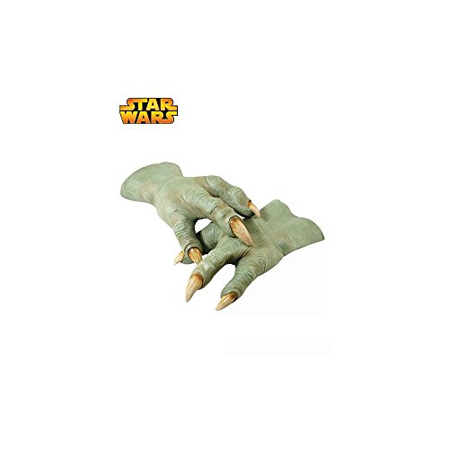 [Yoda Hands Costume Accessory] (Yoda Costumes For Adults)