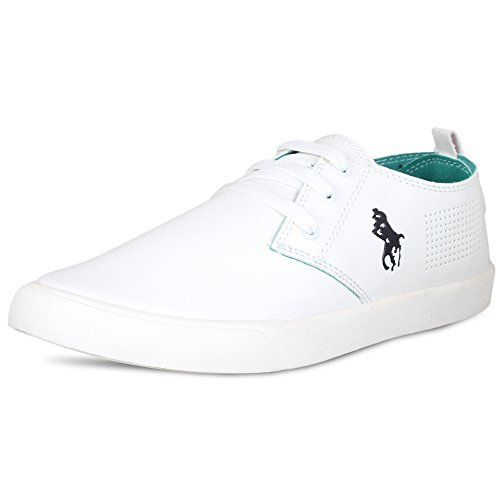SCATCHITE Men #39;s Sneakers  amp; Casual Shoes  9, White