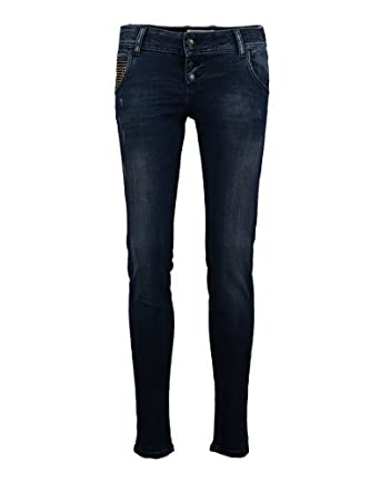 d9b57ff1215b LTB Jeans mit Nieten  Ardelia  dunkelblau, Größe 31  Amazon.de ...