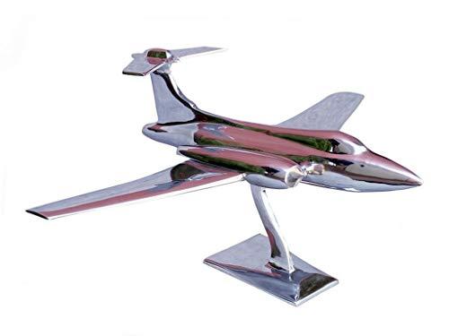 Avião Concorde Sarquis Samara Prata