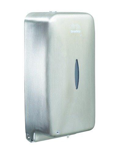 Bradley Corporation 6A01-110000 Bradley 6A01-110000 Automatic Foam Soap Dispenser, 27-Ounces by Bradley