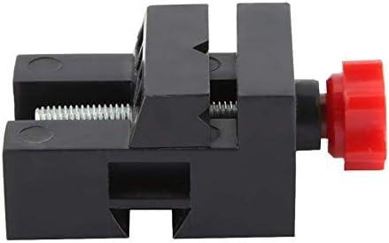 GENERICS LSB-Werkzeuge, Mini-Mehrzweck-Kunststoff-ABS-Schrauben-Schraubstock-Maschine Holzdrehmaschinen-Zubehör Zweckmäßige Befestigung von Werkstück und Material