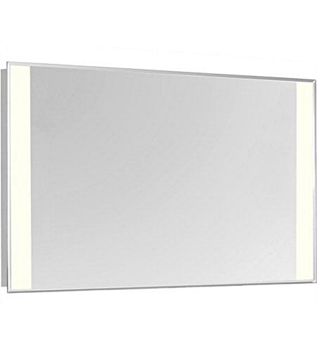 Elegant Lighting MRE-6213 Nova - 30'' 10W 1 LED Rectangular Mirror, 700 Lumens with 3000K Color Tempature by Elegant Lighting