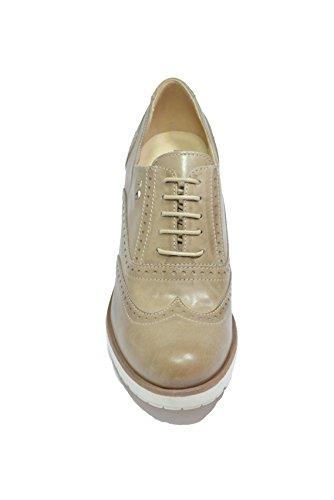 Nero Giardini Francesine tortora 7200 scarpe donna P717200D