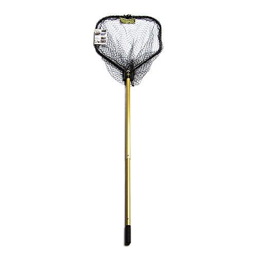 StowMaster TS84S Tournament Series Precision Landing Net, Gold/Black