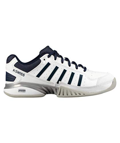 Carpet Performance 000070585 Receiver De navy white m K Blanc Iv Homme Tennis white swiss 6 Chaussures navy w5SqxI
