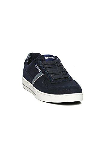 Calzado Redskins zapatillas de lona Molki azul vaquero, color blanco