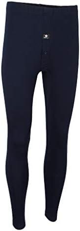 メンズ ロングタイツ サーマルパンツ 保温インナー あったかインナー サーマルアンダーウェア 全3サイズ3色