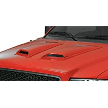 Hood Scoop: All Makes and Models; adhesive backed mounting; medium