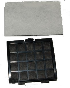 (Riccar Brilliance Premium HEPA Filter and Charcoal Filter Set Riccar Part RF5P)