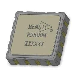 Accelerometers /- 1.5g High Performance 3 Axis Accelerometer with Ratiometric Analog Outputs, Pack of 10 (MXR9500MZ)